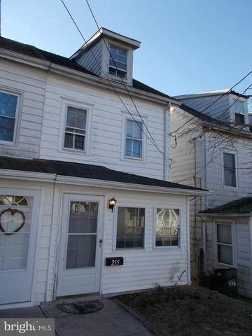 215 Main, HAMILTON, NJ 08620 (#NJME292020) :: John Smith Real Estate Group