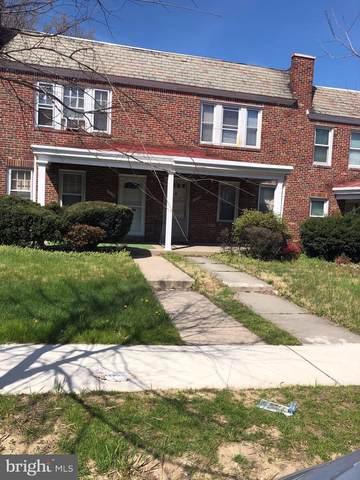 3012 Elgin Avenue, BALTIMORE, MD 21216 (#MDBA501004) :: Arlington Realty, Inc.