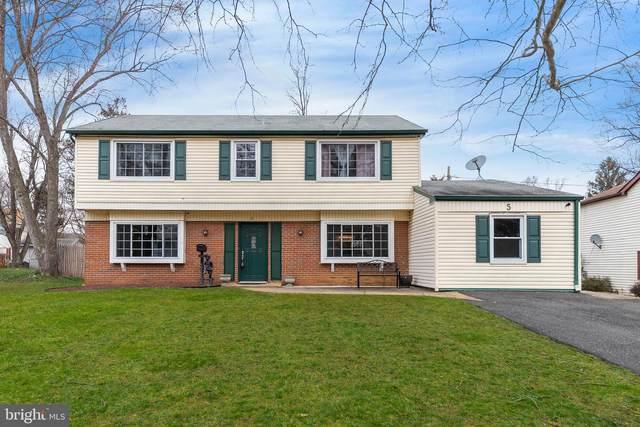 5 Hinsdale Lane, WILLINGBORO, NJ 08046 (#NJBL367202) :: Nexthome Force Realty Partners