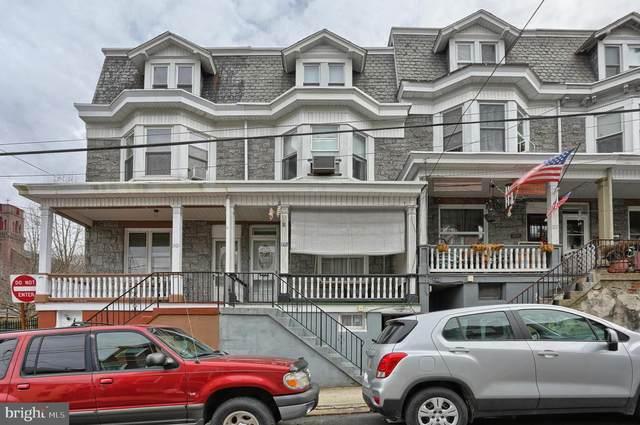 1103 W Norwegian Street, POTTSVILLE, PA 17901 (#PASK129802) :: The Joy Daniels Real Estate Group