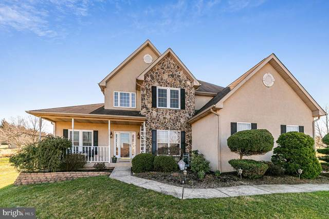 405 Silver Leaf Circle, TRAPPE, PA 19426 (#PAMC639546) :: RE/MAX Main Line