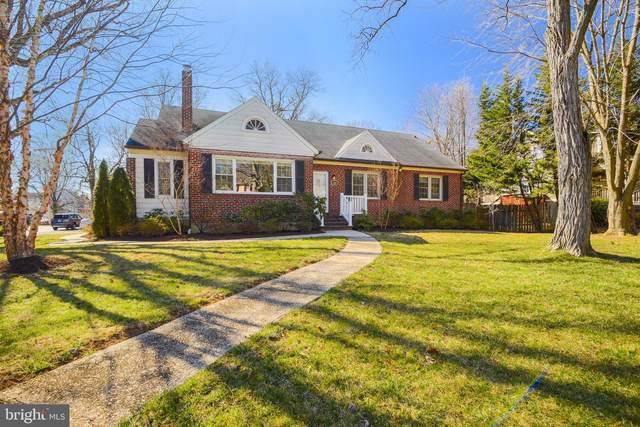 434 S Rolling Road, BALTIMORE, MD 21228 (#MDBC485916) :: The Miller Team