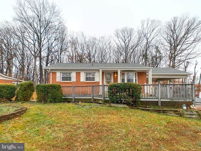 14215 Bremerton Drive, WOODBRIDGE, VA 22193 (#VAPW487978) :: Revol Real Estate