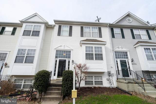 6234 Cliffside Terrace, FREDERICK, MD 21701 (#MDFR260184) :: John Smith Real Estate Group