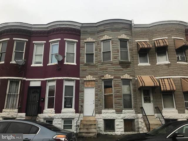 1009 Appleton Street, BALTIMORE, MD 21217 (#MDBA501026) :: The Riffle Group of Keller Williams Select Realtors
