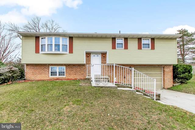 35 Davis Circle, HANOVER, PA 17331 (#PAYK133628) :: The Joy Daniels Real Estate Group