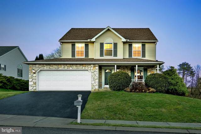 624 Bartlett Drive, DALLASTOWN, PA 17313 (#PAYK133636) :: The Joy Daniels Real Estate Group
