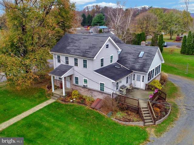 137 Dad Burnhams Road, PINE GROVE, PA 17963 (#PASK129810) :: The Joy Daniels Real Estate Group