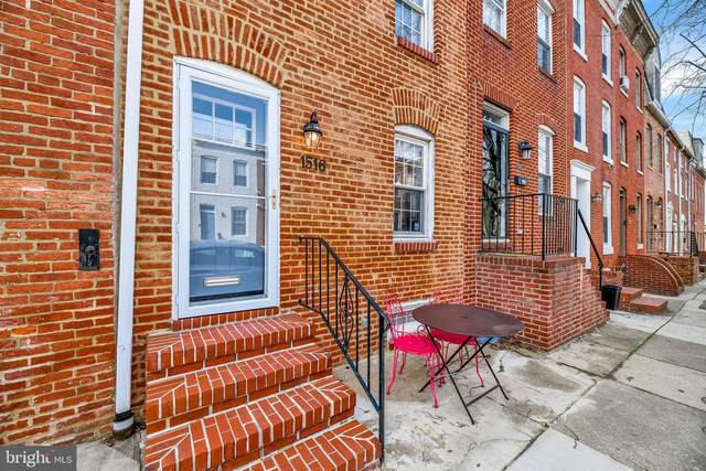 1516 William Street, BALTIMORE, MD 21230 (#MDBA501040) :: AJ Team Realty