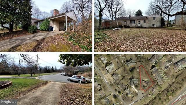 7416 Leighton Drive, FALLS CHURCH, VA 22043 (#VAFX1112360) :: The Putnam Group