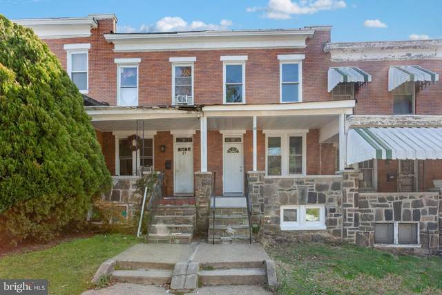 65 N Monastery Avenue, BALTIMORE, MD 21229 (#MDBA501062) :: Keller Williams Flagship of Maryland