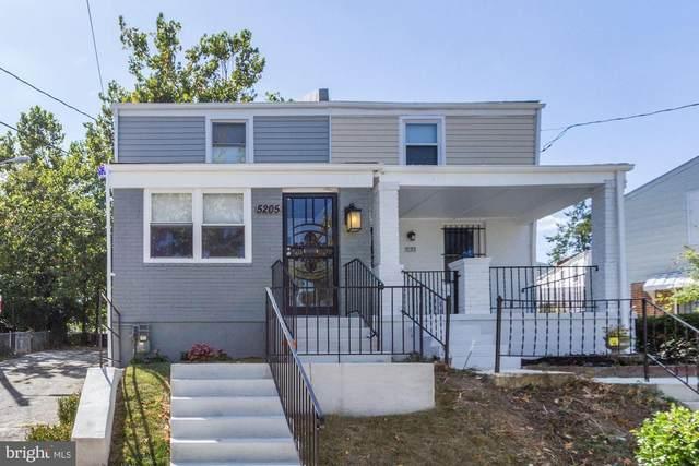 5205 Just Street NE, WASHINGTON, DC 20019 (#DCDC459180) :: City Smart Living
