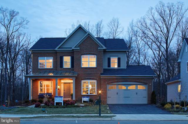 10396 Twin Leaf Drive, BRISTOW, VA 20136 (#VAPW488014) :: The Putnam Group