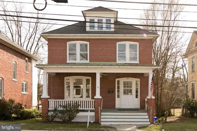 309 Amherst Street, WINCHESTER, VA 22601 (#VAWI113920) :: The Licata Group/Keller Williams Realty