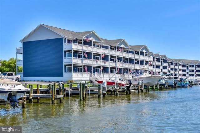 201 S Heron Drive B25, OCEAN CITY, MD 21842 (#MDWO112250) :: Compass Resort Real Estate