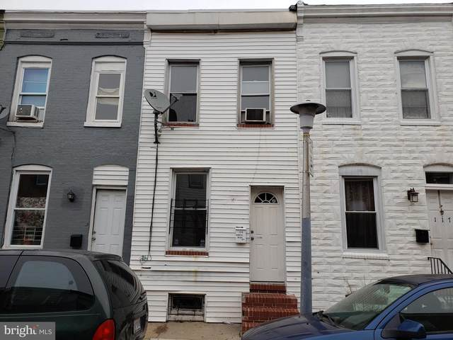 119 N Rose Street, BALTIMORE, MD 21224 (#MDBA501078) :: Jim Bass Group of Real Estate Teams, LLC
