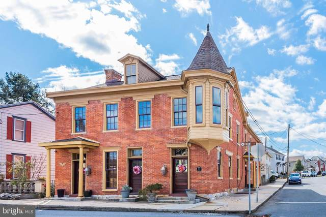 203 Front Street, BOILING SPRINGS, PA 17007 (#PACB121616) :: The Joy Daniels Real Estate Group