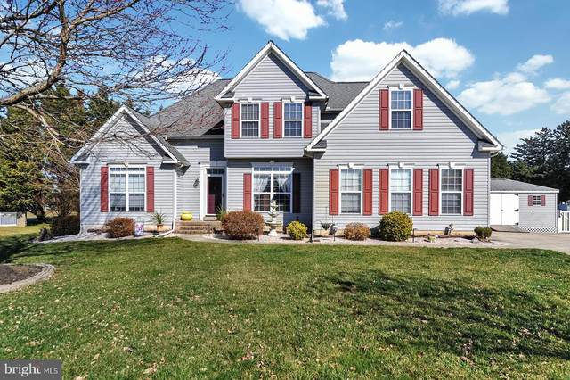 175 Orchard Grove Court, CAMDEN WYOMING, DE 19934 (#DEKT236268) :: The Allison Stine Team