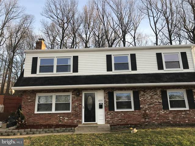 4221 Hoffman Drive, WOODBRIDGE, VA 22193 (#VAPW488022) :: John Smith Real Estate Group