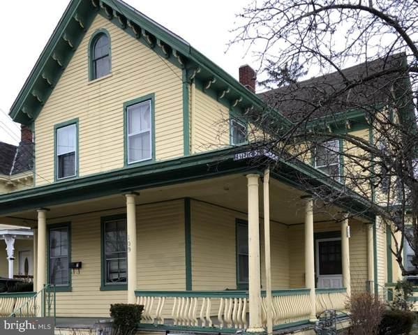 109 Fayette St,, BRIDGETON, NJ 08302 (MLS #NJCB125616) :: The Dekanski Home Selling Team