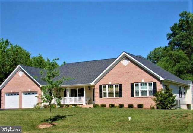 12100 Homespun Lane, LUSBY, MD 20657 (#MDCA174746) :: Jim Bass Group of Real Estate Teams, LLC