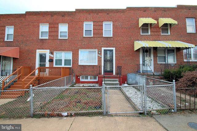 2905 Stafford Street, BALTIMORE, MD 21223 (#MDBA501094) :: Keller Williams Flagship of Maryland