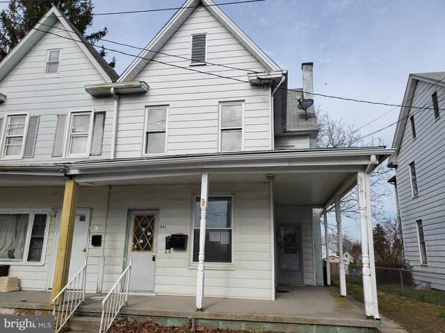 441 2ND Street, HARRISBURG, PA 17113 (#PADA119400) :: Iron Valley Real Estate