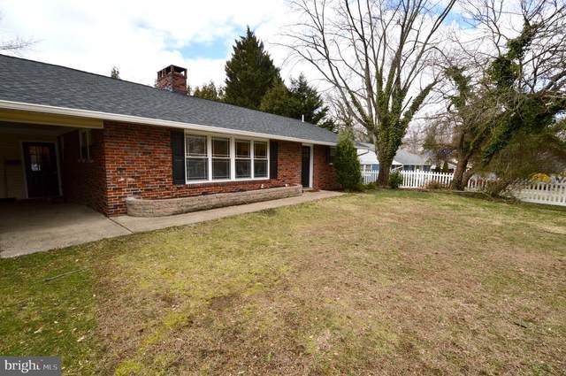 208 W Park Boulevard, HADDON TOWNSHIP, NJ 08033 (MLS #NJCD387646) :: The Dekanski Home Selling Team