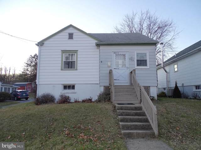 533 Cherry Street, BALLY, PA 19503 (#PABK354600) :: Iron Valley Real Estate