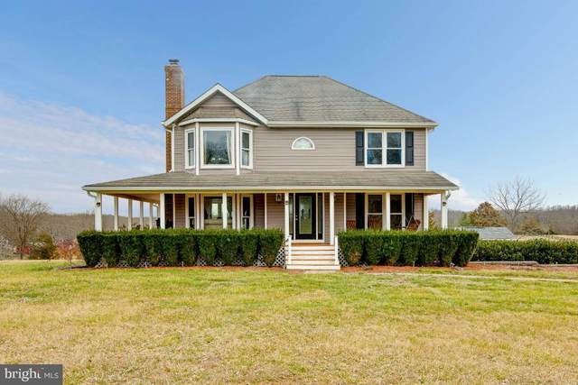 9597 Foxville Road, WARRENTON, VA 20186 (#VAFQ164220) :: Larson Fine Properties