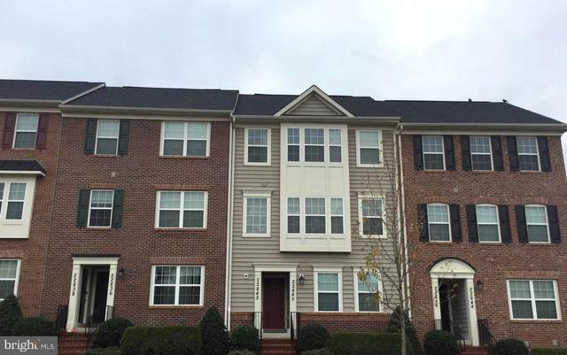 22842 Arora Hills Drive #124, CLARKSBURG, MD 20871 (#MDMC696642) :: The Bob & Ronna Group