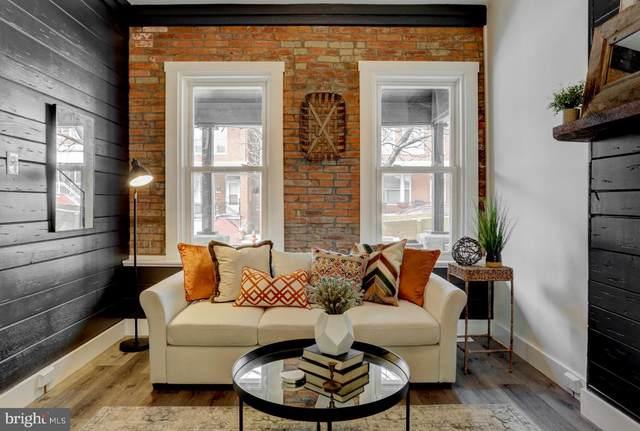 23 S Ann Street, LANCASTER, PA 17602 (#PALA159108) :: Iron Valley Real Estate