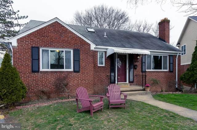 6045 26TH Road N, ARLINGTON, VA 22207 (#VAAR159458) :: Dart Homes