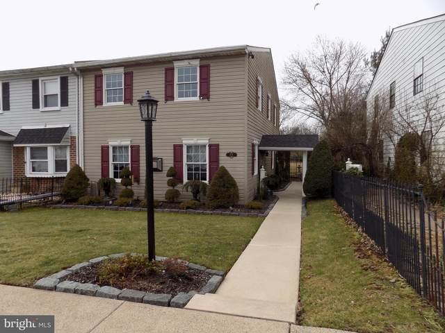 416 Colonial Drive, EAST GREENVILLE, PA 18041 (#PAMC639640) :: Erik Hoferer & Associates