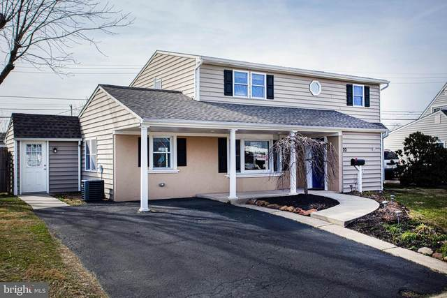 20 Kenwood Dr S, LEVITTOWN, PA 19055 (#PABU490122) :: Viva the Life Properties