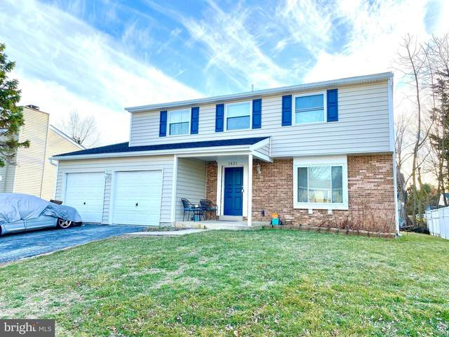 1821 Lawnview Drive, FREDERICK, MD 21702 (#MDFR260216) :: Jacobs & Co. Real Estate
