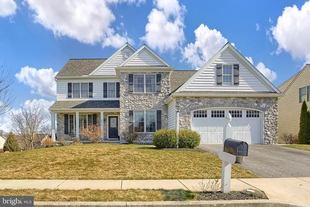 2013 Braeburn Drive, MECHANICSBURG, PA 17055 (#PACB121624) :: Jim Bass Group of Real Estate Teams, LLC