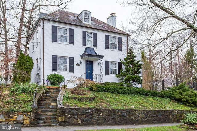 6432 31ST Place NW, WASHINGTON, DC 20015 (#DCDC459272) :: Blackwell Real Estate