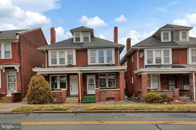 1506 Herr Street, HARRISBURG, PA 17103 (#PADA119414) :: The Joy Daniels Real Estate Group