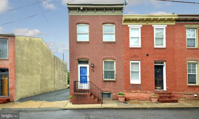 120 S Madeira Street, BALTIMORE, MD 21231 (#MDBA501130) :: Bic DeCaro & Associates
