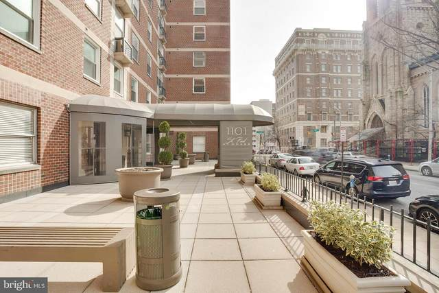 1101 Saint Paul Street #1808, BALTIMORE, MD 21202 (#MDBA501134) :: Jacobs & Co. Real Estate