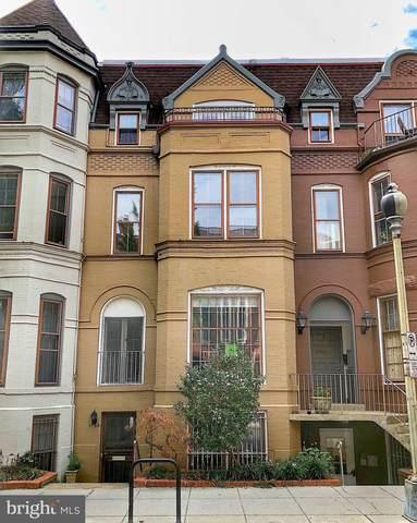 1750 Corcoran Street NW B, WASHINGTON, DC 20009 (#DCDC459282) :: LoCoMusings