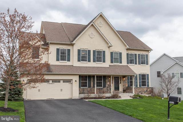 1017 Pimlico Drive, EAST NORRITON, PA 19403 (#PAMC639676) :: Better Homes Realty Signature Properties