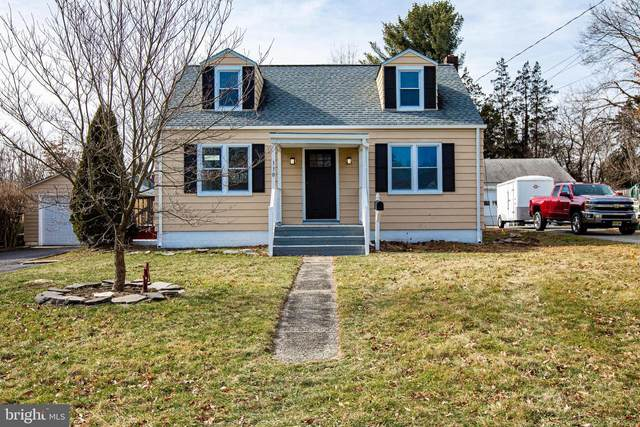 130 Bennett Place, HIGHTSTOWN, NJ 08520 (#NJME292098) :: The Matt Lenza Real Estate Team