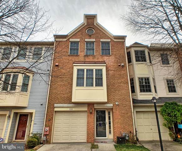 7355 Eden Brook Drive G-43, COLUMBIA, MD 21046 (#MDHW275726) :: Blackwell Real Estate