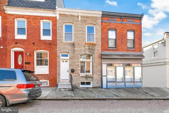 502 S Bouldin Street, BALTIMORE, MD 21224 (#MDBA501160) :: Revol Real Estate