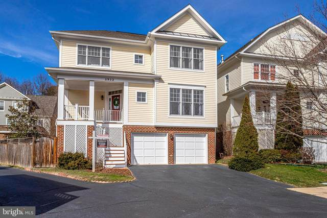 2952 22ND Street S, ARLINGTON, VA 22204 (#VAAR159472) :: AJ Team Realty