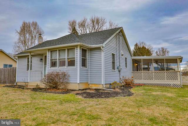 4143 Chestnut Drive, CENTER VALLEY, PA 18034 (#PALH113576) :: Linda Dale Real Estate Experts