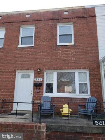 521 E Bellefonte Avenue, ALEXANDRIA, VA 22301 (#VAAX243766) :: Eng Garcia Properties, LLC
