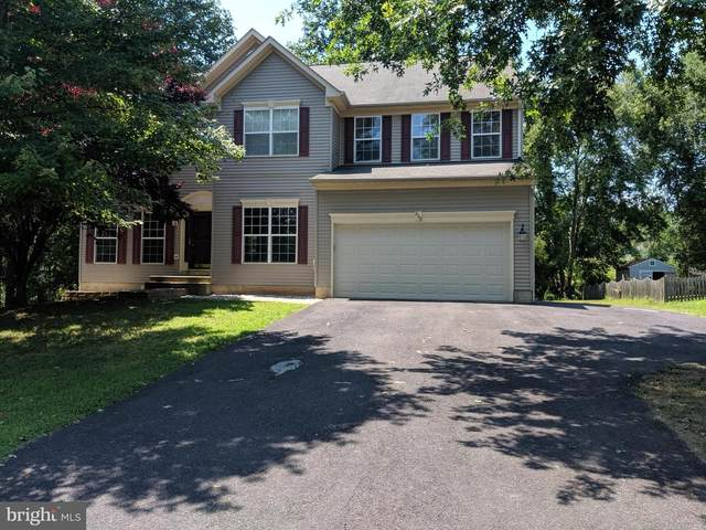 200 Stacey Court, CULPEPER, VA 22701 (#VACU140726) :: The Licata Group/Keller Williams Realty